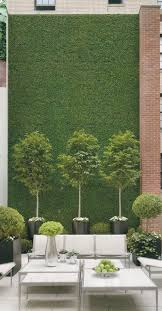 artificial grass privacy wall if only the grass were real  on green garden wall artificial with donny deutsch s house in new york city pinterest green walls