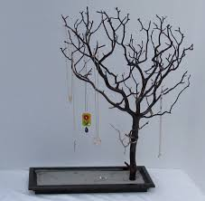 Jewelry Tree/Jewelry Stand made with Manzanita. $65.00, via Etsy.