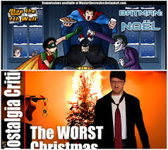 The Nostalgia Critic  Channel Awesome  FANDOM Powered By WikiaNostalgia Critic Christmas Tree