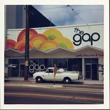 the gap generation port magazine 1969 gap ocean avenue store usa