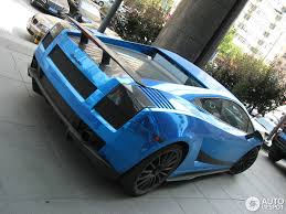 lamborghini gallardo 2014 blue. 7 i lamborghini gallardo superleggera 2014 blue