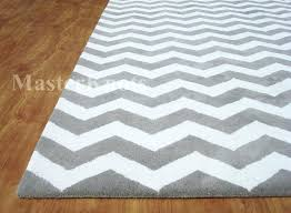 grey and white chevron rug chevron grey handmade woolen area rug carpet grey and white chevron rug