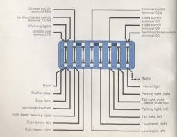 1969 Vw Bug Fuse Diagram Fuse Wiring Diagram