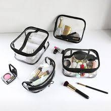 clear <b>pvc makeup</b>