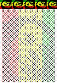 FriendshipBraceletsNet Patterns Simple Decorating