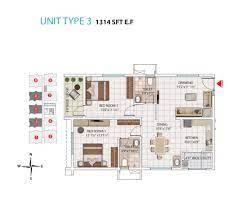 my home avatar luxury 2 and 3 bhk