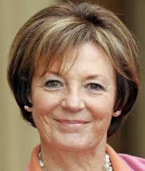 Delia Smith at 76 years old   Delia smith, Hair styles 2014, Short straight  hair
