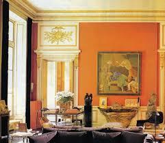 Shades of orange paint Pantone Henri Samuel Graf1xcom 20 great Shades Of Orange Wall Paint and Coral Apricot Kumquat