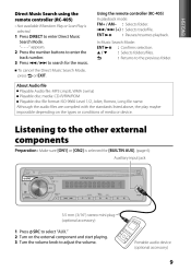 where do i connect remote wire from amp to the kenwood kdc 152 Wiring Diagram For Kenwood Kdc 152 if random play or scan play is selected for the music although the audio files are complied with the standards listed above, the play adjust the wiring diagram for kenwood kdc 352u