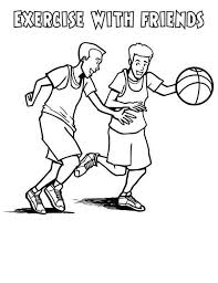 Small Picture Fitness Coloring Pages Gym Coloring Pages Children Coloring