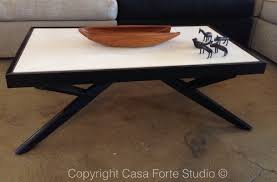 1960s dining table castro convertible table circa 1960s it is a coffee table and a