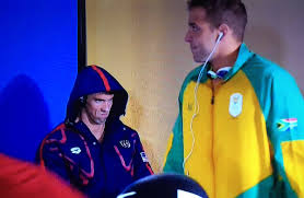 Twitter Dives In With Michael Phelps Death Stare Memes