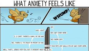 Anxiety / Paranoid Memes - The Watercooler - Forums and Community via Relatably.com