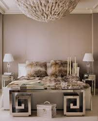 bedroom color ideas for women. Wild Fur Toss Pillows With Unique Glass Table For Luxury Bedroom Decorating Ideas Young Women Contemporary Lamps Color E