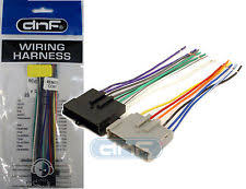 ford focus wiring harness ebay ford focus wiring harness problems ford lincoln copper wire harness stereo radio adapter (70 1770) ships