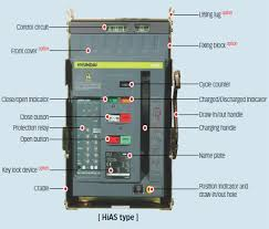 schneider electric low voltage switchgear products dubai front view of acb