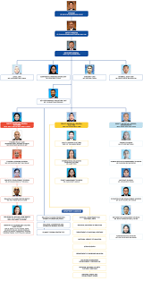 The Organization Chart Organization Chart Ministry Of Tourism Arts And Culture