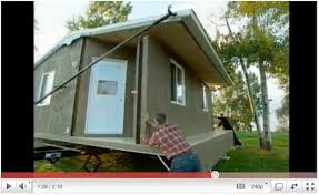 Foldable Houses Portable And Foldable Tiny House