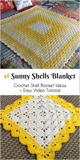 Shell Afghan Crochet Pattern Custom Design Ideas