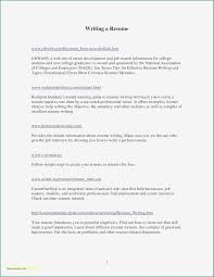 Resume Without Objective Samples Resume Objective Sample For Fresh Graduate Valid Example Objective