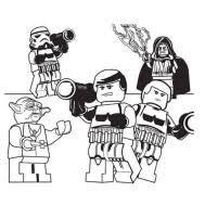 Leuk Voor Kids Kleurplaat Lego Star Wars Lego Kleurplaten 2018