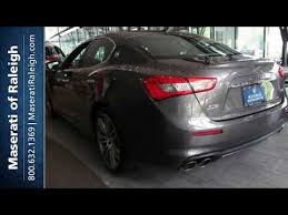 2018 maserati for sale. modren 2018 2018 maserati ghibli raleigh for sale nc e802331 on maserati for sale