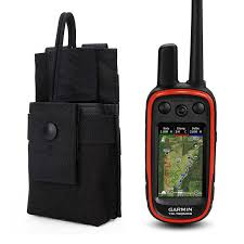 ICKOY <b>Hard EVA Travel</b> Portable <b>Black</b> Case for GPS Garmin Alpha ...