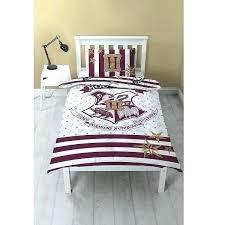 tton harry potter bedding set bed sheets primark