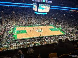 Td Garden Section 317 Boston Celtics Rateyourseats Com