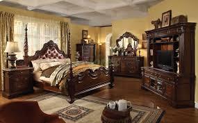 Leather Bedroom Furniture Sets Leather Bedroom Furniture Modern Italian Red Eco Leather Bed