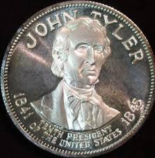 「1841, john tyler」の画像検索結果