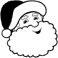 Small Picture Smiling Santa Claus Coloring Pages Christmas Coloring pages of