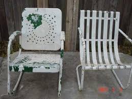 Vintage Outdoor Metal Furniture Furniture Designs
