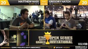 SCGINVI - Las Vegas - Round 16 - Matt Nass vs Gregory Hatch - YouTube