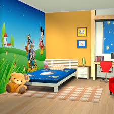 Mickey Mouse Decorations For Bedroom Funny Mickey Mouse Inspired Kids Room Designs Contemporary