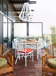 inspiration condo patio ideas. Delighful Ideas TropicalInspired Balcony Inside Inspiration Condo Patio Ideas