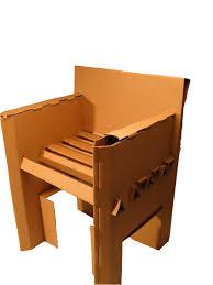 Cardboard Chair Design | Christmas Lights Decoration