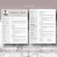 Accounting / Accountant Cv Resume Template | Pinterest | Accountant ...
