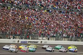Kansas Speedway Seating Chart Seatgeek