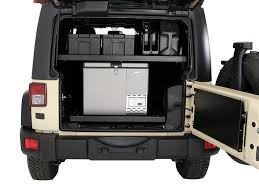 jeep wrangler 4 door interior. jeep wrangler jku 4 door cargo storage interior rack front runner slimline ii