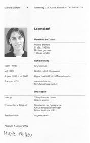 Cv Europass Lebenslauf Deutsch Tanja Koprivec25 7 2016pdf