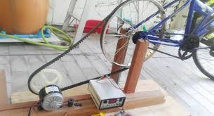 a washing machine pulley attached to the motor is driven by the drive belt