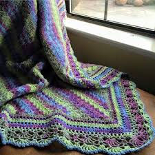 Corner To Corner Afghan Pattern Best Decorating