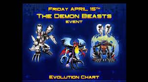 Digimon Heroes Event Demon Best Youtube