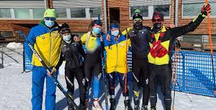 Biathlon is divided into male and female. E Tutta D Oro La Staffetta Aspiranti Femminile Fvg Ai Campionati Italiani Di Biathlon Fisi Fvg