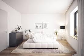 White room ideas Tan Interior Design Ideas 32 White Bedrooms That Exude Calmness