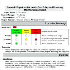 Monthly Financial Reporting To Your Board Report Template Example