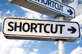 Image result for shortcut