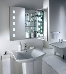 bathroom design and decoration using rectangular clear shelf modern bathroom mirror lighting including all bathroom mirrors lighting