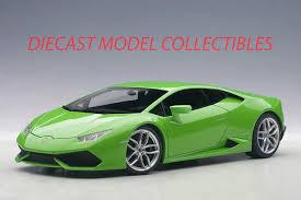 74605 Autoart 1 18 Lamborghini Huracan Lp610-4 Metallic Green | eBay